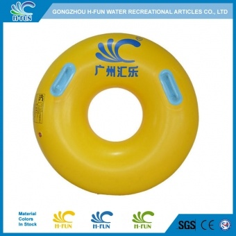 overlap sealed water slide tube
