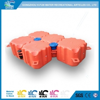 HDPE Floating Cubes