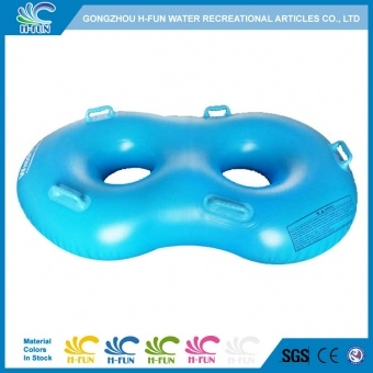 Small inner hole water park tubes