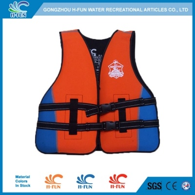 Neoprene with EPE flexible design water park life jackets for kids