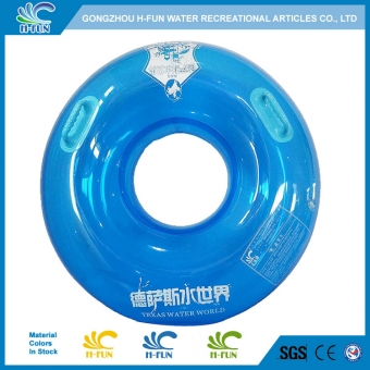 clear single inflatable tubes