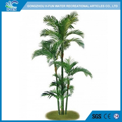 Decorative Artificial Plants for Indoor Water Park