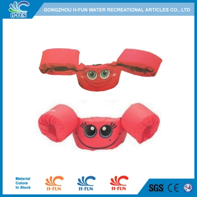 Custom Puddle Jumper Life Jackets for Kids Water Park