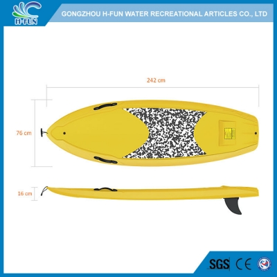 HDPE Kayak and SUP Board for Adults and Kids