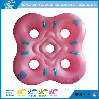 40 Gauge (1.0mm) PVC Water Park 4 Person Tube