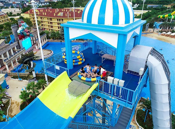 Congratulations to the opening of Liuzhou Crete bay Water Park