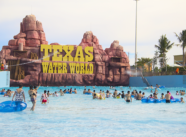 Texas Water World
