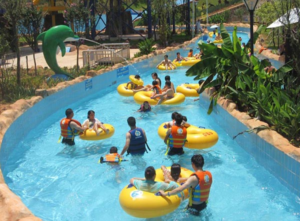 Pingjiang Amazon Waterpark