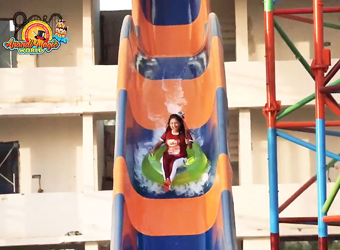 Congratulations to the opening of India Anandi Magic World Water Park